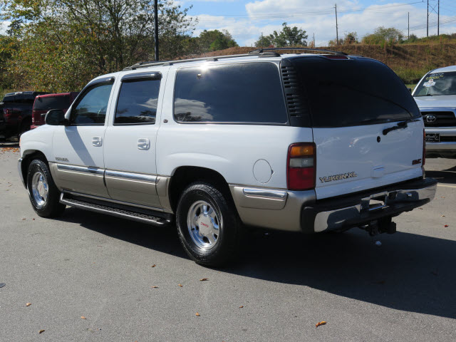 2000 gmc yukon xl 1500 slt for sale in asheville. Black Bedroom Furniture Sets. Home Design Ideas