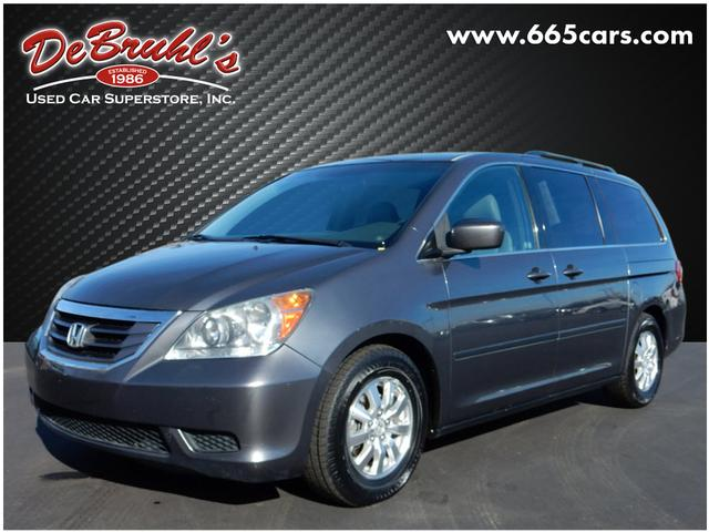 2010 Honda Odyssey EX-L w/DVD w/Navi for sale by dealer