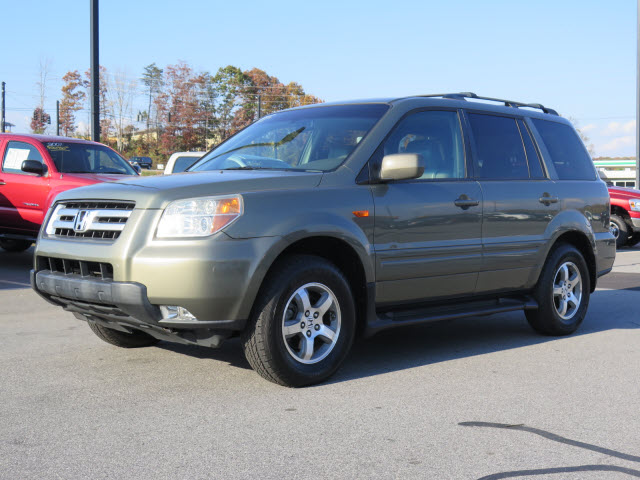 2007 honda pilot ex l for sale in asheville. Black Bedroom Furniture Sets. Home Design Ideas
