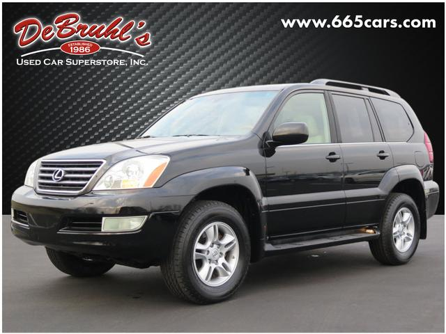 2007 Lexus GX 470 Base for sale by dealer