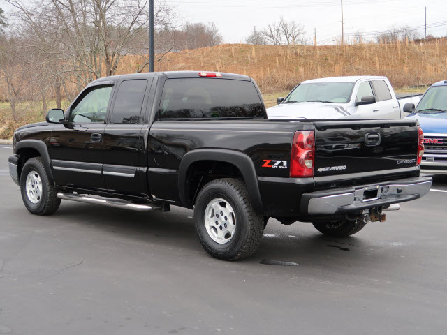 2004 chevrolet silverado 1500 z71 for sale in asheville. Black Bedroom Furniture Sets. Home Design Ideas