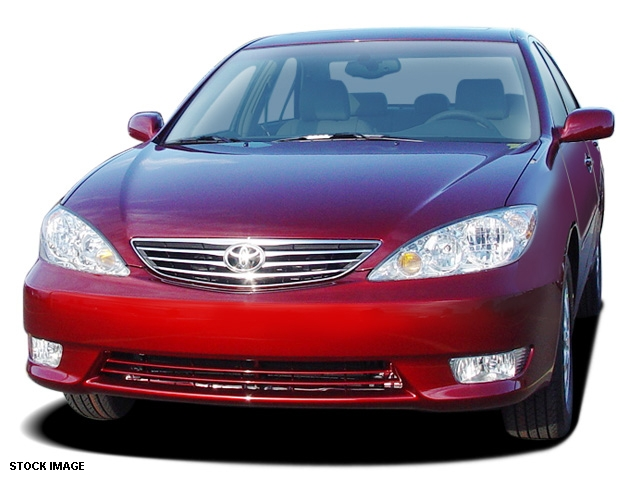 2005 Toyota Camry LE for sale by dealer