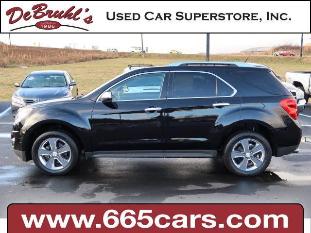 2013 Chevrolet Equinox LTZ for sale by dealer