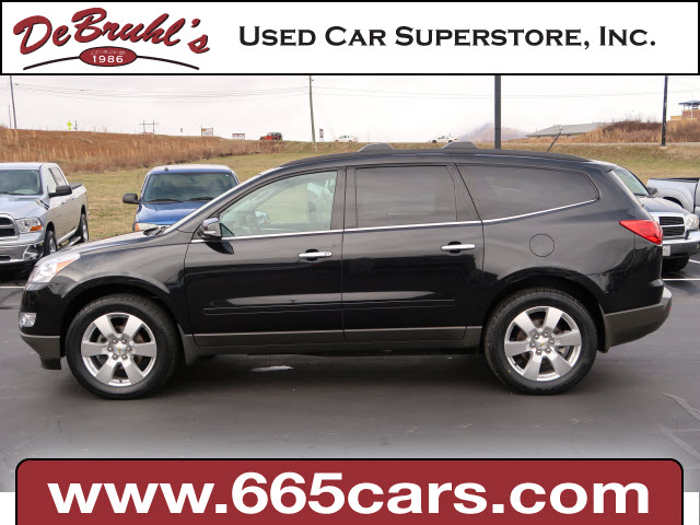2012 Chevrolet Traverse LT for sale!