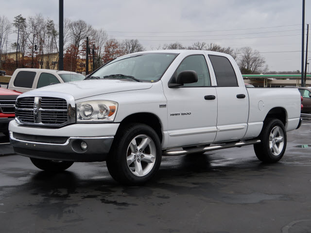2007 dodge ram 1500 slt for sale in asheville. Black Bedroom Furniture Sets. Home Design Ideas