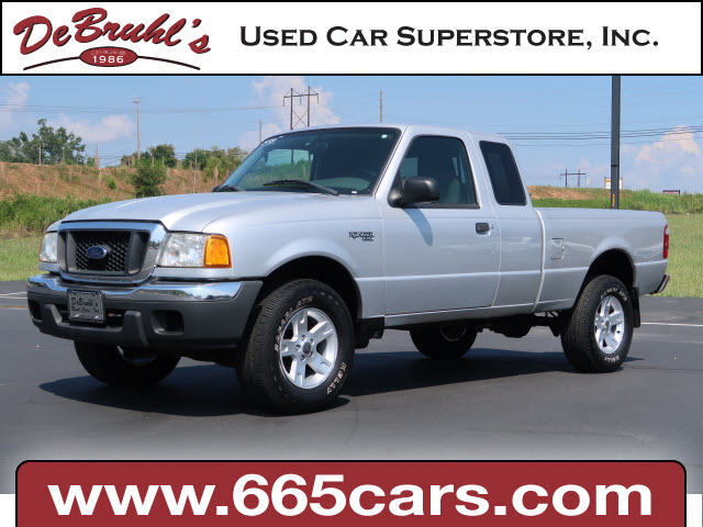2004 Ford Ranger XLT for sale!