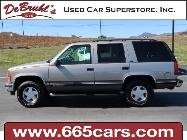 1999 Chevrolet Tahoe LT for sale!