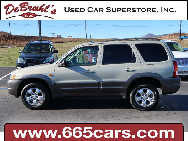 2004 Mazda Tribute LX-V6 for sale by dealer