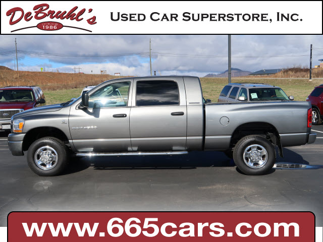 2006 Dodge Ram 3500 SLT for sale by dealer