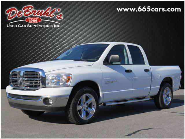 2007 Dodge Ram 1500 SLT for sale by dealer