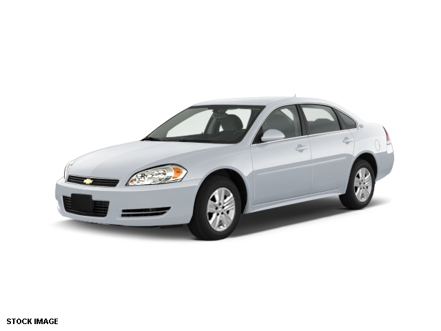 2010 Chevrolet Impala LS for sale by dealer