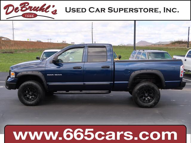 2002 Dodge Ram 1500 SLT for sale by dealer
