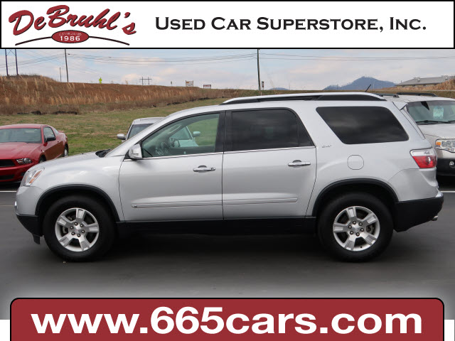 2009 GMC Acadia SLT-1 for sale by dealer