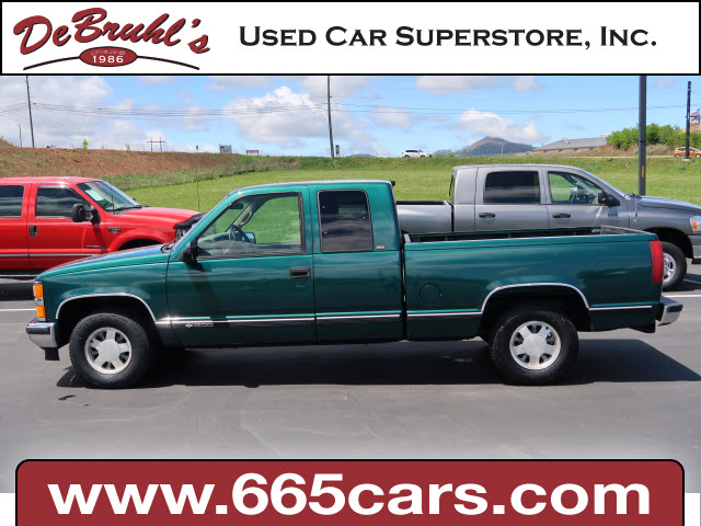1997 Chevrolet C/K 1500 Series C1500 Silverado for sale by dealer