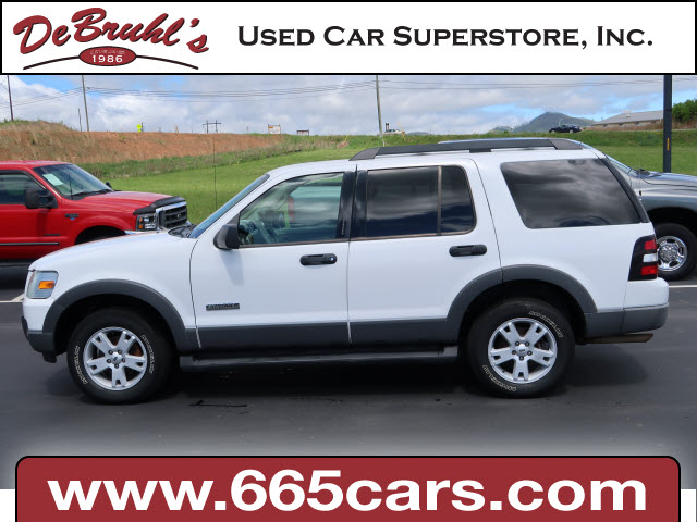 2006 Ford Explorer XLT for sale!