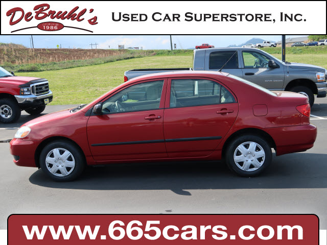 2005 Toyota Corolla CE for sale!