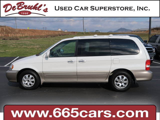 2005 Kia Sedona EX for sale by dealer