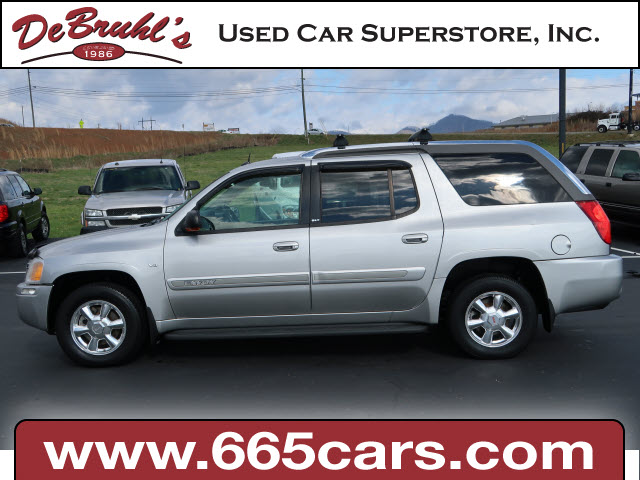 2004 GMC Envoy XUV SLT for sale!