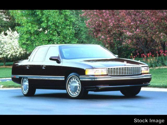 1996 Cadillac DeVille Base for sale by dealer