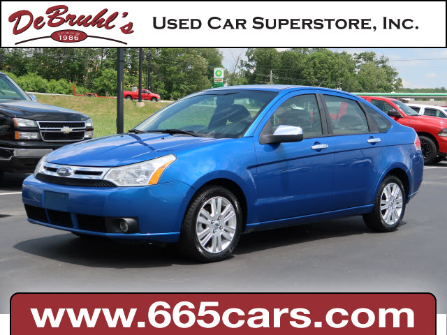 2010 Ford Focus SEL for sale!