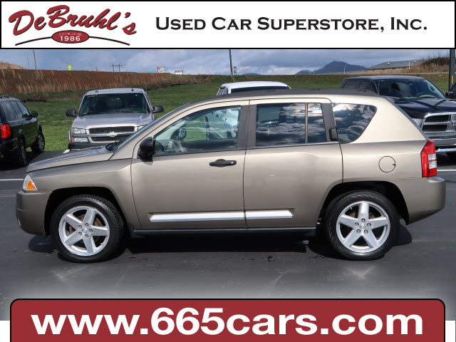 2007 Jeep Compass Limited for sale!