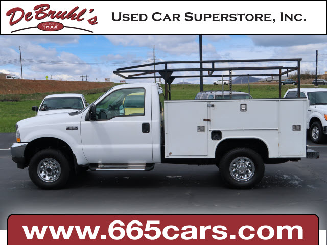 2003 Ford F-250 Super Duty XL for sale by dealer