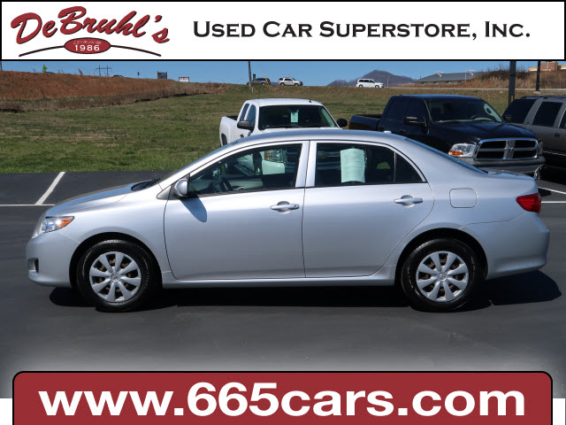 2009 Toyota Corolla LE for sale by dealer