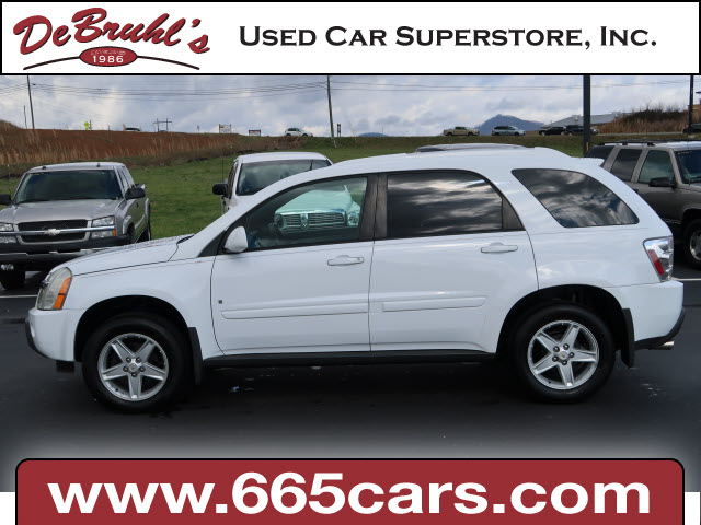 2006 chevrolet equinox lt for sale in asheville. Black Bedroom Furniture Sets. Home Design Ideas
