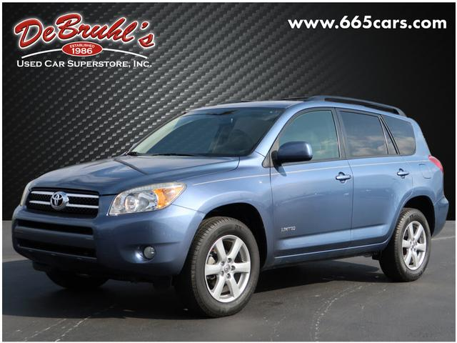 2007 Toyota RAV4 Limited for sale by dealer