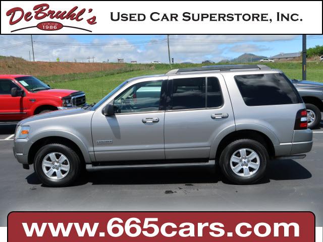 2008 Ford Explorer XLT for sale by dealer