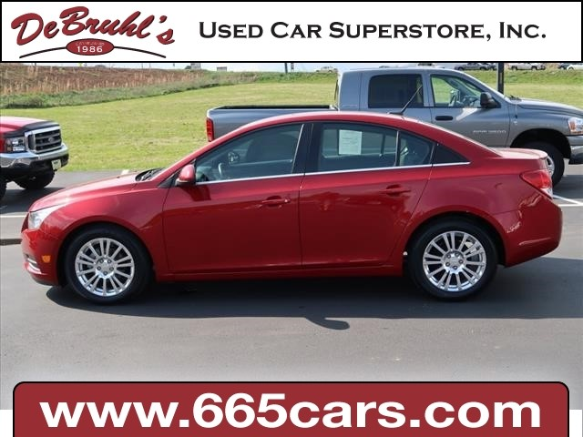 2012 Chevrolet Cruze ECO for sale by dealer
