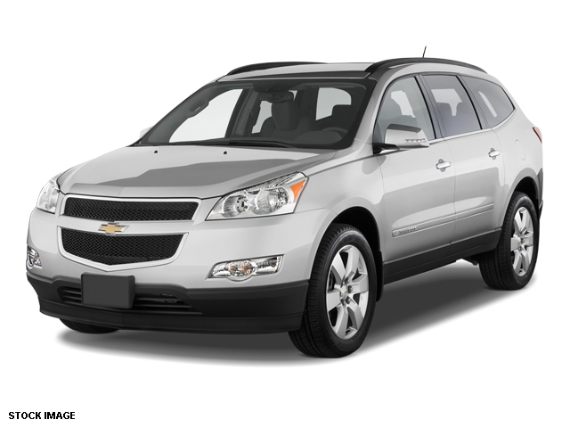 2009 Chevrolet Traverse for sale by dealer
