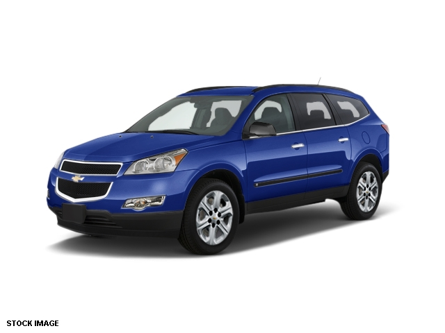 2010 Chevrolet Traverse LS for sale by dealer