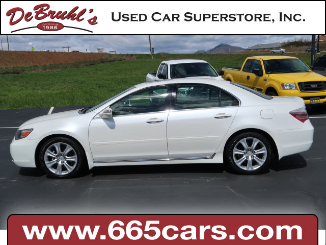2009 Acura RL SH-AWD w/Tech for sale by dealer