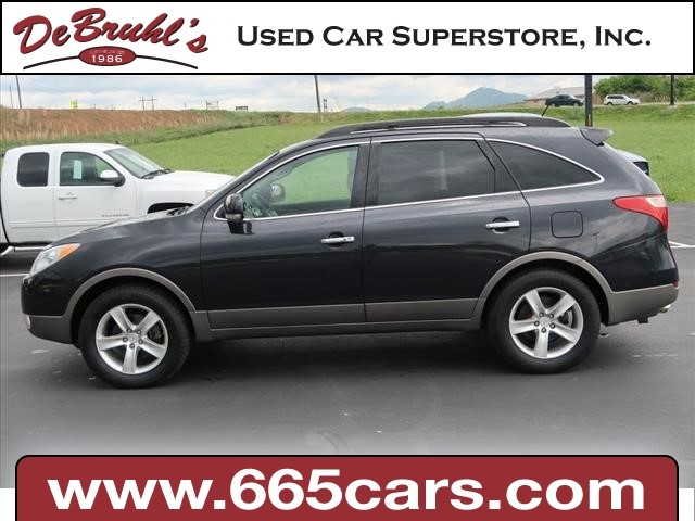 2008 Hyundai Veracruz Limited for sale by dealer