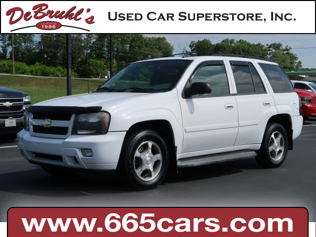 2006 Chevrolet TrailBlazer for sale by dealer