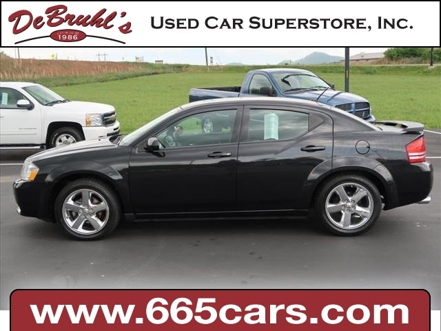 2010 Dodge Avenger R/T for sale by dealer