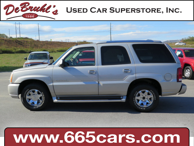 2004 Cadillac Escalade Base for sale by dealer