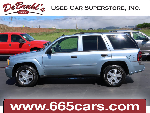 2006 Chevrolet TrailBlazer LT for sale!