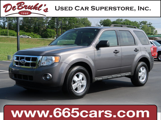 2011 Ford Escape XLT for sale by dealer