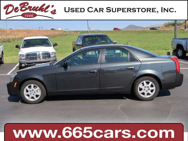 2005 Cadillac CTS Base for sale by dealer