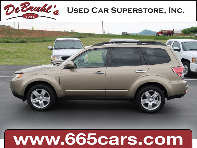 2009 Subaru Forester 2.5 X Premium for sale by dealer