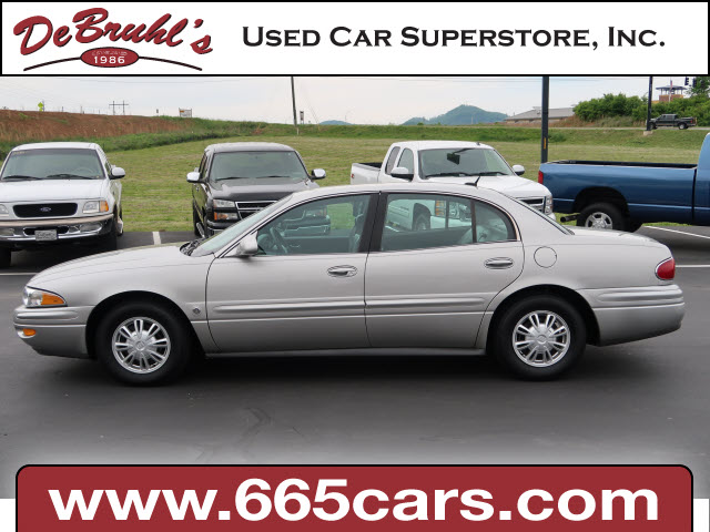 2005 Buick LeSabre Limited for sale by dealer
