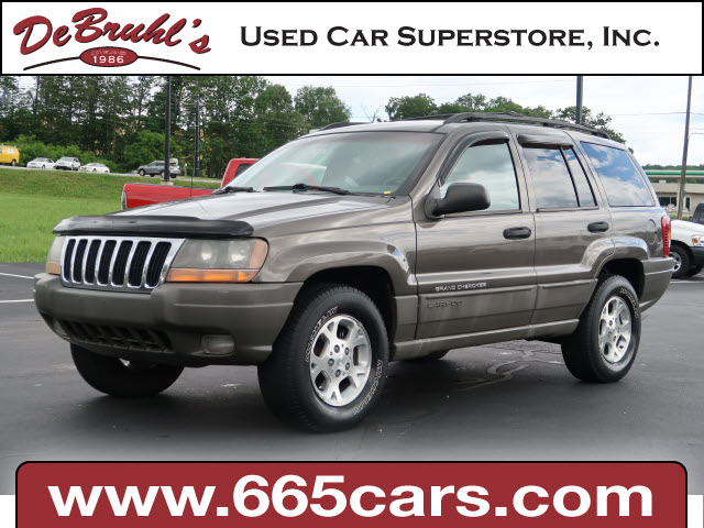 2000 jeep grand cherokee laredo for sale in asheville. Black Bedroom Furniture Sets. Home Design Ideas