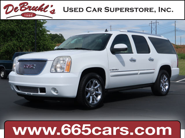 2007 GMC Yukon XL Denali for sale by dealer