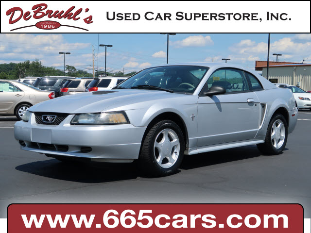 2002 Ford Mustang Base for sale by dealer