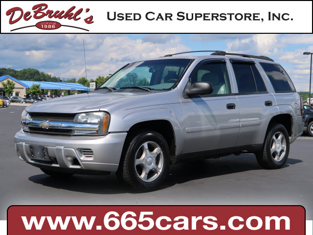 2006 Chevrolet TrailBlazer LS for sale by dealer
