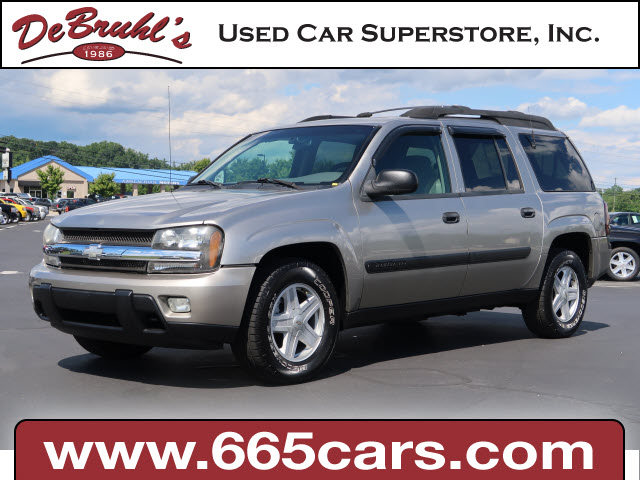 2002 Chevrolet TrailBlazer EXT LT for sale!