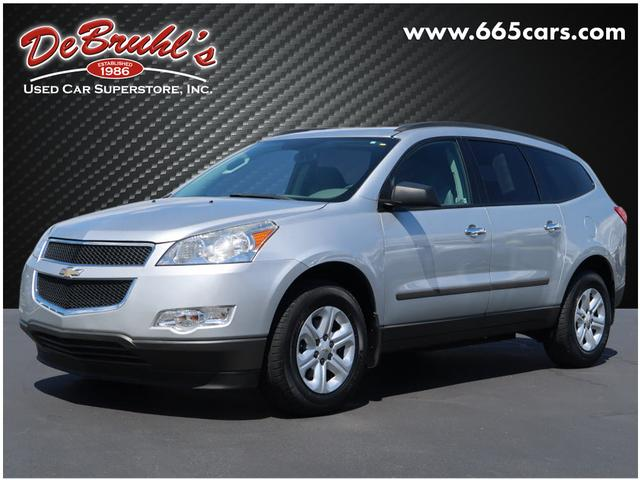 2011 Chevrolet Traverse LS for sale by dealer
