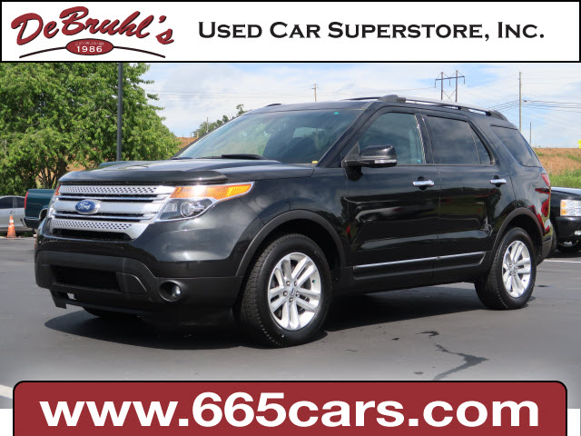 2013 Ford Explorer XLT for sale by dealer